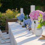 Heerlijk de tuin in tijdens de warme dagen